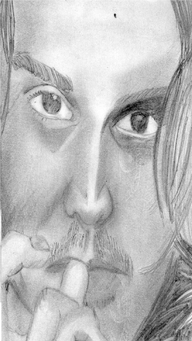 Johnny Depp by MaryButterfield